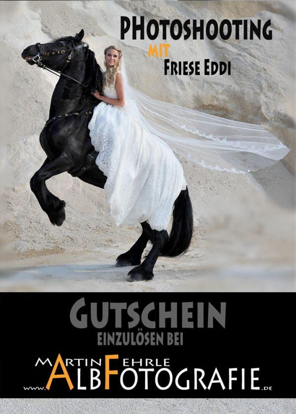 Gutschein Fotoshooting Friese Eddie
